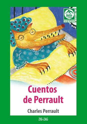 Descargas gratuitas de libros electrónicos de kobo Cuentos de Perrault (Delfín de Color) en español MOBI