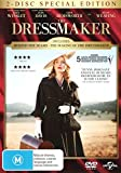 The Dressmaker | Special Edition | Kate Winslet, Judy Davis | Region 2 & 4 Import - Australia