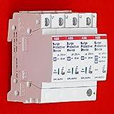 ABB Stotz S&J Überspannungsschutz Typ2 OVRT23N40-275PQ TN-S 3P+N 20kA Überspannungsableiter für Energietechnik/Stromversorgung 3660308519931