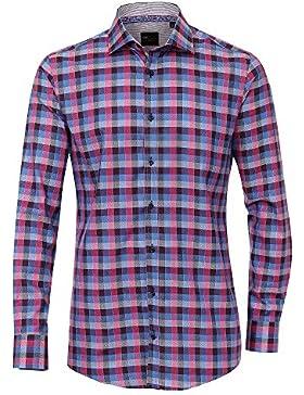 Venti Herren Businesshemd 172661500 Easy Care 100% Baumwolle - Slim Fit