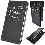 Housse Etui Coque Cache Batterie NOIR pour Samsung GALAXY GRAND PRIME G530 GRAND PRIME VE G531