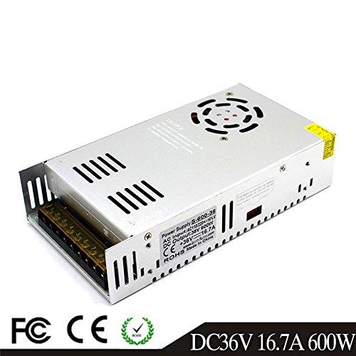 36V 16.7A 600W LED Fahren Schaltnetzteil Die Industrielle Energieversorgung Monitor - ausrüstungen Motor Transformator cctv 110/220VAC-DC36V Switching Power Supply (230v Dc-motor)