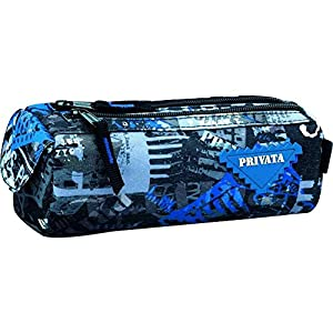 Privata Post Mochila Tipo Casual, 21 cm, Multicolor