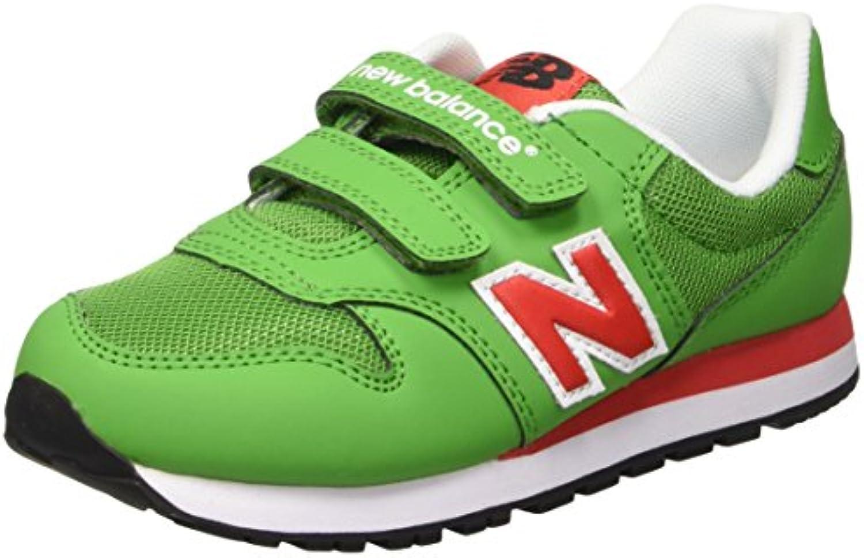 New Balance Nbkv500gdp, Zapatillas de Gimnasia Unisex Niños
