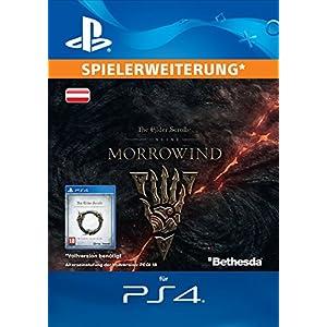 The Elder Scrolls Online Morrowind Upgrade Edition DLC [PS4 Download Code – österreichisches Konto]