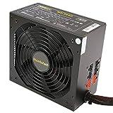 Rhombutech® 900 Watt ATX Netzteil - Gaming - Saving Power - Kabelmanagement - Aktiv PFC - 140mm kugelgelagerter Lüfter - ! Hinweis: Dieses Netzteil nicht für Bitcoin-Miner geeignet !