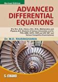 Advanced Differential Equations (Old Edition)