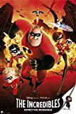 The Incredibles Poster Expect The Incredible (61cm x 91,5cm)