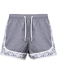 Brave Soul Mens Linford Runner Style Swim Shorts
