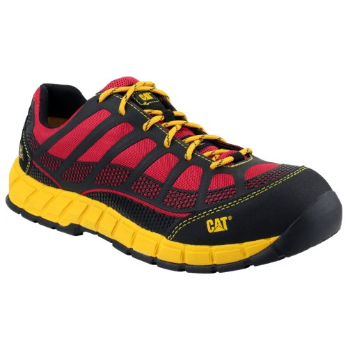 Cat Footwear  Streamline Ct S1P, Bottes de sécurité homme Multicolore - Anthracite