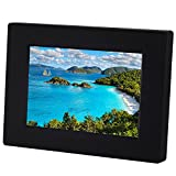 Kwanwa Recordable Photo Frame With 15s Good Quality Voice Message Recording Function, Black Colour (1pc)