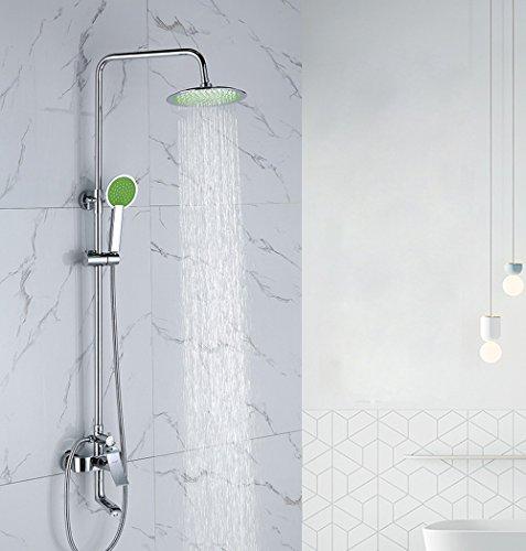 Sursy sprenger, kupfer unter druck, drei sachen shower dusche