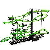 Level 2 Glow In Dark Space Rail 10 m Perpetual Rollercoaster Marble Run Coaster