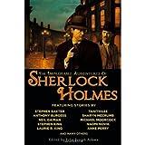 The Improbable Adventures of Sherlock Holmes by Neil Gaiman, Naomi Novik and Michael Moorcock Stephen King (2009-12-24)