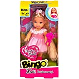 Bingo Koki Bridesmaid Doll - Pink