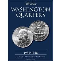 Warman's Washington Quarters 1932-1958: Collector's Washington Quarter Folder