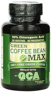 Green Coffee Bean Max - Grüner Kaffee Extrakt, Grünen Kaffeebohnen, Nehmen Sie ab und verbrennen Sie ihr Bauchfett mit der Green Coffee Bean Max Diät Pille - wie im Fernsehen gesehen
