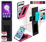 reboon Hülle für Elephone S1 Tasche Cover Case Bumper | Pink | Testsieger