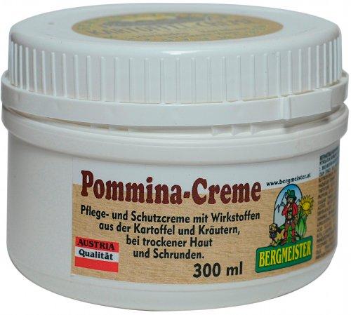 Kartoffel Creme Haut, Hornhaut, Schrunden Balsam mit Hamamelis für Hände und Beine - 300 ml Grosspackung von HF