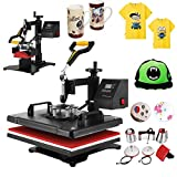 Best Heat Presses - FORAVER 6 In 1 Heat Press Transfer Machine Review