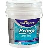 Arosun Paints Tanishk Primx Interior & Exterior Cement Primer For A Stylish Home Decor (1 Litre,White)
