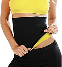 MSE Slimming Belt Men & Womens Slimming Workout Thermo Active Shaper Hot Sweat Belt Yoga Gym Fitness Legging Belt (Size: 4XL)