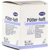 Pütter-Haft Binde 8 cmx5 m, 1 St preisvergleich bei billige-tabletten.eu