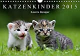 Katzenkinder 2018 (Wandkalender 2018 DIN A4 quer): Katzenkinder, von der Tierfotografin Susanne Danegger perfekt in Szene gesetzt. (Monatskalender, 14 ... [Kalender] [Apr 01, 2017] Danegger, Susanne