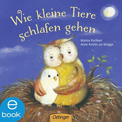 Buchseite und Rezensionen zu 'Wie kleine Tiere schlafen gehen' von Anne-Kristin zur Brügge