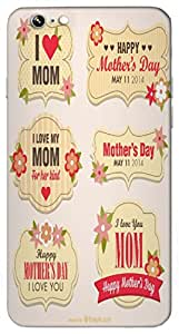 Timpax protective Armor Hard Bumper Back Case Cover. Multicolor printed on 3 Dimensional case with latest & finest graphic design art. Compatible with Apple iPhone 6 + (Plus ) Design No : TDZ-27460