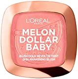 L'Oréal Paris Melon Dollar Baby Blush 03 Watermelon Addict, 1er Pack (1 x 9 g)