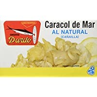 Dardo - Caracol de Mar al Natural - 115 g ( pack-10)