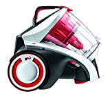 Dirt Devil DD5550-0 Infinity Rebel 52 HE Aspirateur sans Sac Multi-Cyclonique Blanc