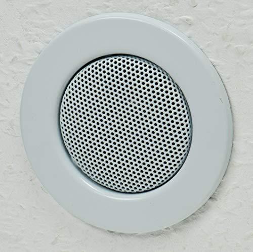 NON - Altavoz empotrable para techo (aspecto de foco halógeno, tamaño mini,...