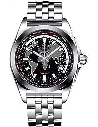 Breitling Galactic Unitime Reloj de hombre automático 44mm WB3510U4/BD94SS