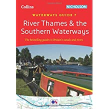 River Thames & the Southern Waterways (Collins/Nicholson Waterways Guides)