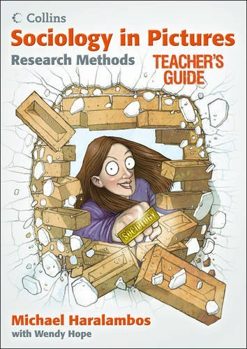 Sociology in Pictures - Research Methods by Michael Haralambos (5-Mar-2012) Paperback