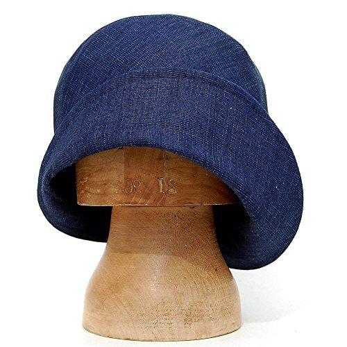 2e19aa533e9f0 ZUT hats - asymmetrical denim cloche hat - ZUTbelle - Buy Online in UAE.