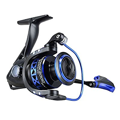 KastKing Summer and Centron Spinning Reels Spinning Fishing Reel 9 +1 BB Light Weight Ultra Smooth Powerful from Eposeidon