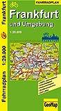 Stadtplan Frankfurt Radplan 1:20 000: ADFC-Informationen. Innenstadtplan. Nahverkehrsplan. Straßenverzeichnis. Call a B