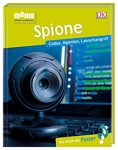 Cover des Mediums: Memo Wissen entdecken - Spione