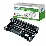 InkJello kompatibel Trommeleinheit Ersatz für Brother DCP-L5500DN L6600DW HL-L5000D L5100DN L5100DNT L5200DW L5200DWT L6300DW L6300DWT L6400DW L6400DWT MFC-L5700DN L5750DW DR3400 (1-Pack)