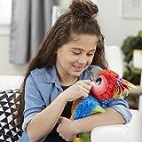 FurReal Pauli – mein singender Plappagei, interaktives Plüschtier, sprechender Papagei, Kinder-Spielzeug, deutsche Sprachausgabe, Batterien enthalten, ab 4 Jahren Test