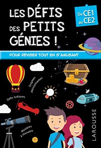 Les Dfis des Petits Genies, du CE1 au CE2