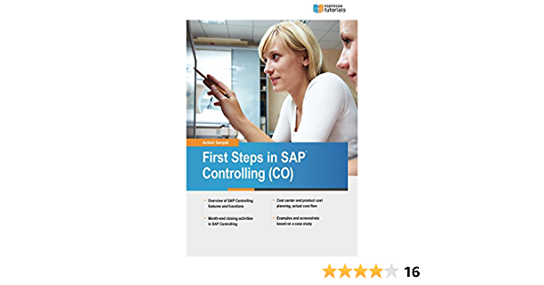 First Steps In Sap Controlling Co Ebook Sampat Ashish Amazon In Kindle Store