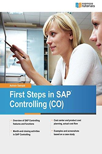 First Steps in SAP Controlling (CO) (English Edition) por Ashish Sampat