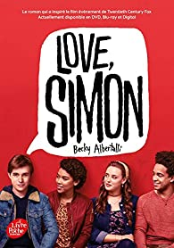 Love Simon - tie-in par Albertalli