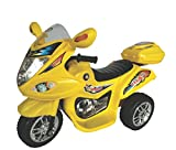 #6: HLX-NMC BATTERY OPERATED FUN BIKE YELLOW