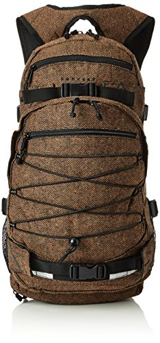 Baumwolle Kapuzen-mütze (FORVERT Backpack New Louis Flannel Light Brown, 50.5 x 26.5 x 12 cm)