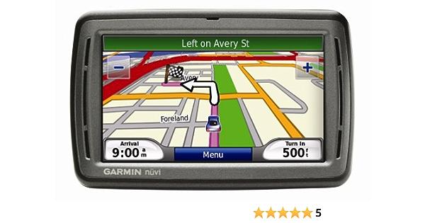 Garmin Nüvi 860t Satellite Navigation System Stimme Aktiviert Navigation